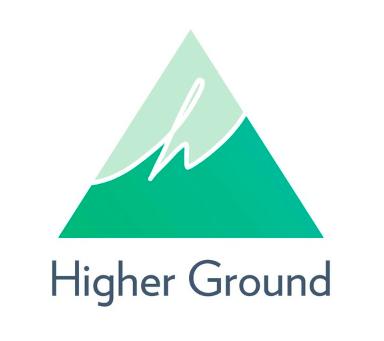 Higher Ground Education company logo