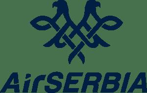 Air Serbia company logo