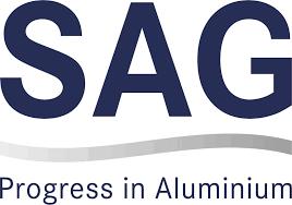 SAG company logo