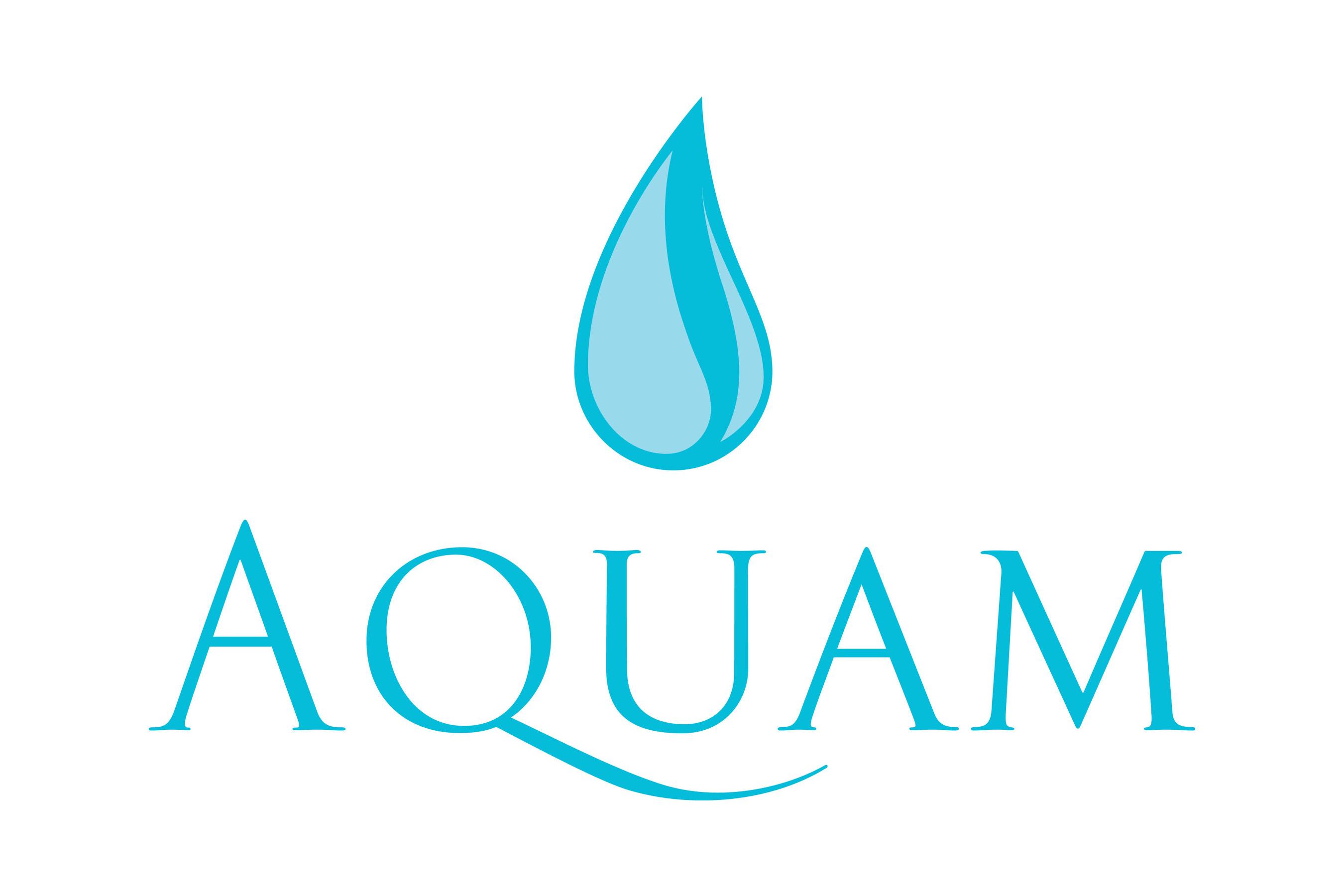 Aquam company logo