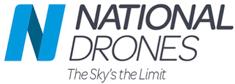 National Drones company logo