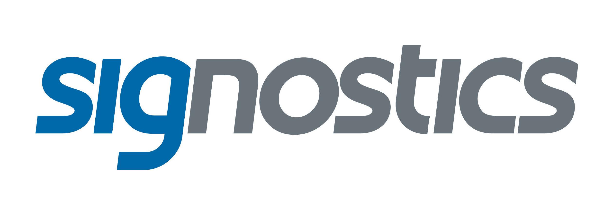 Signostics company logo
