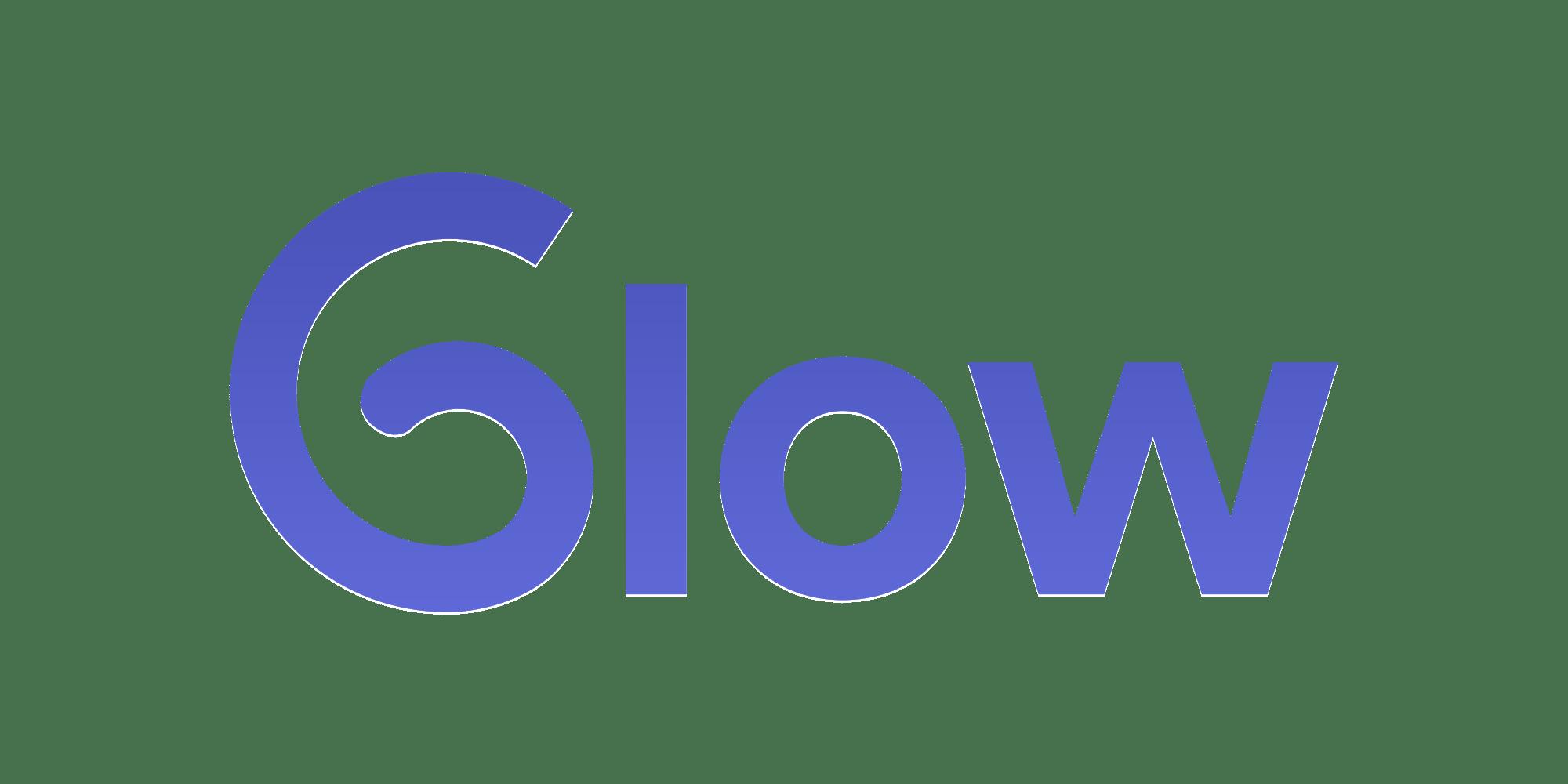 Glow company logo