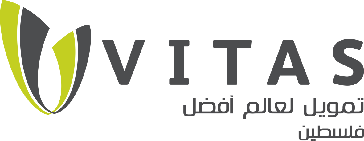 Vitas Palestine company logo