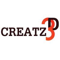 Creatz3D company logo