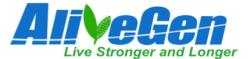 AliveGen company logo