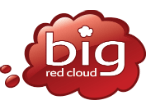 Big Red Cloud company logo