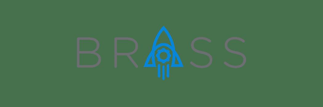 Brass company logo