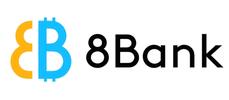8bank company logo