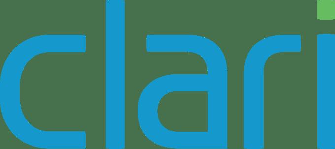 Clari company logo