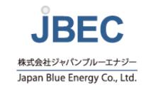 Japan Blue Energy company logo