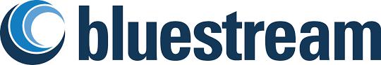 Bluestream company logo