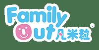 Familyout company logo