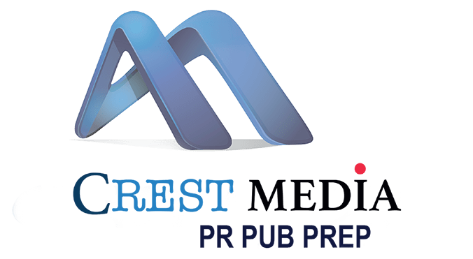 Crest Media company logo