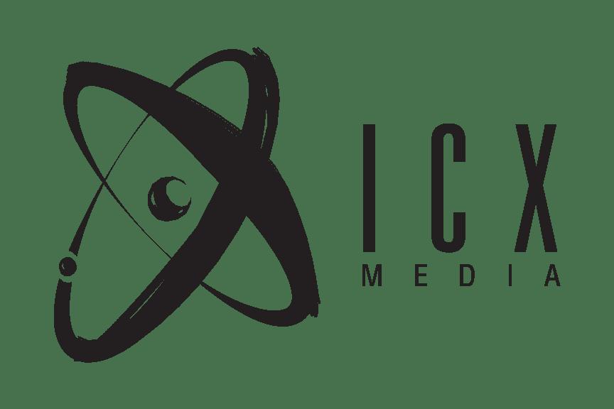 ICX Media company logo
