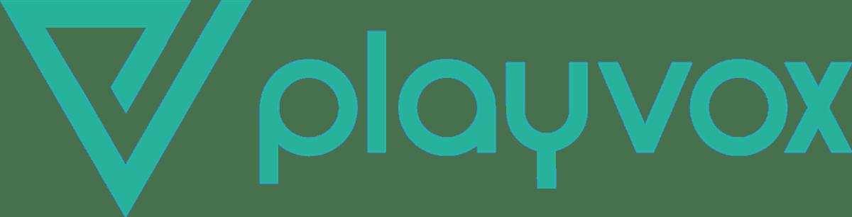 Playvox company logo