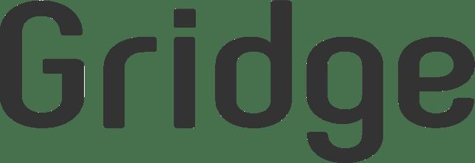 Gridge company logo