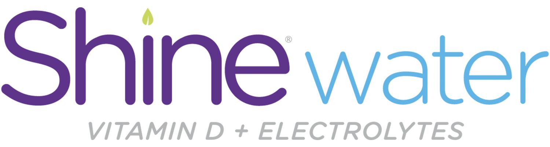 Shine Water company logo