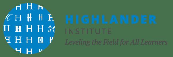 Highlander Institute company logo