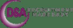 D&A Recruitment company logo