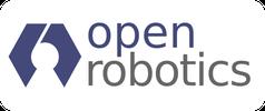 Open Robotics company logo
