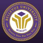 Bellevue University company logo