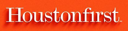 Houston First company logo
