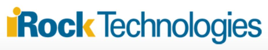 iRock Technologies company logo