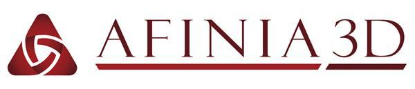 Afinia 3D company logo