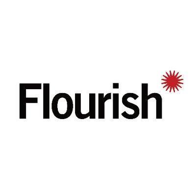 Flourish company logo