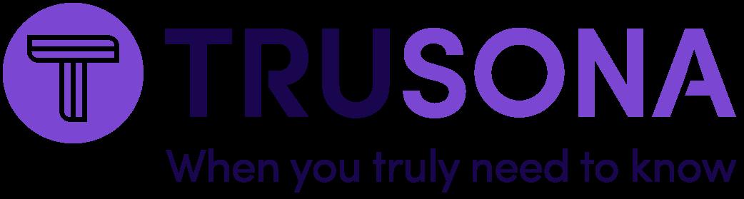 Trusona company logo