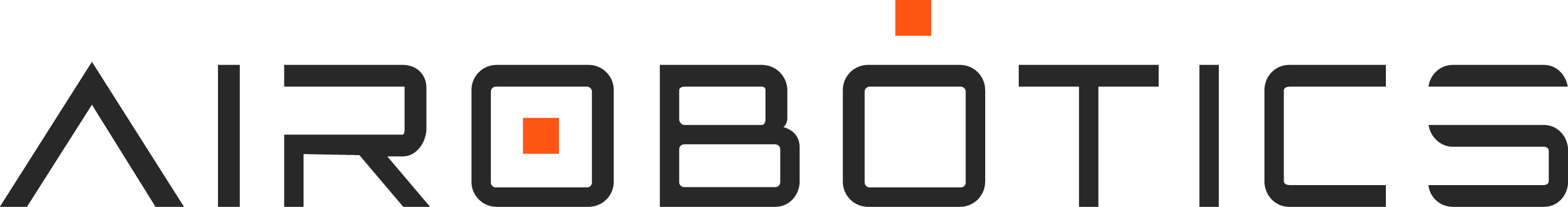 Airobotics company logo
