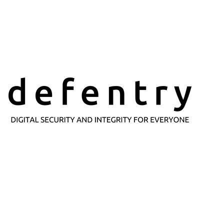 Defentry company logo