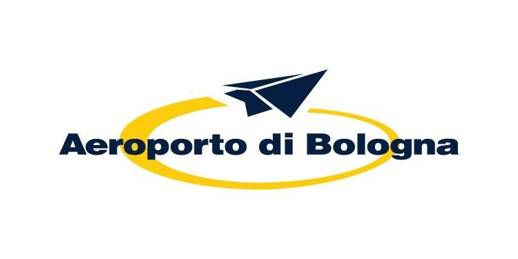Bologna Guglielmo Marconi Airport company logo