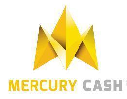 Mercury Cash company logo
