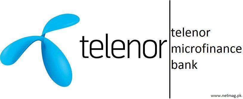 Telenor Bank company logo