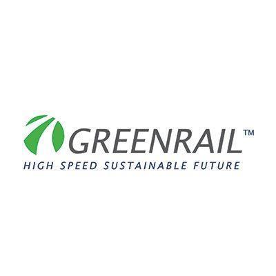 Greenrail company logo