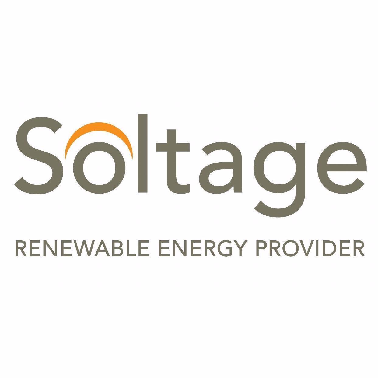 Soltage company logo