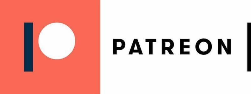 Patreon company logo
