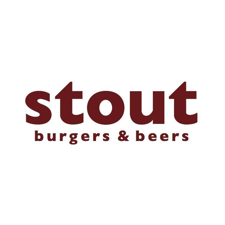 Stout Burgers & Beers company logo
