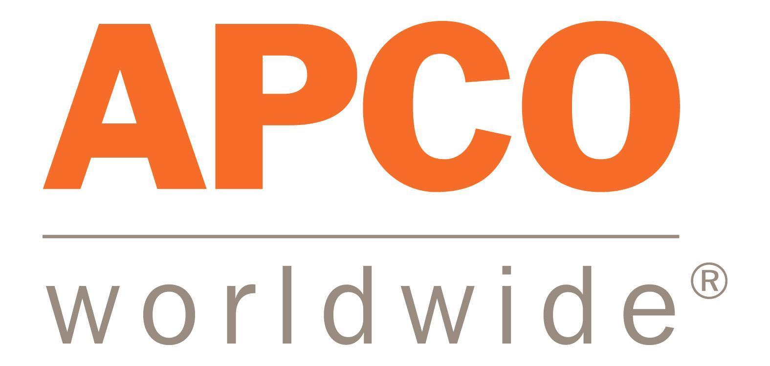 APCO Worldwide company logo