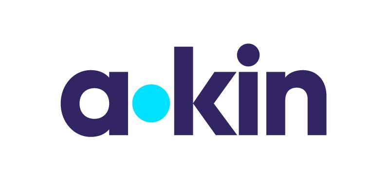 Akin company logo