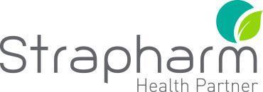 Strapharm company logo