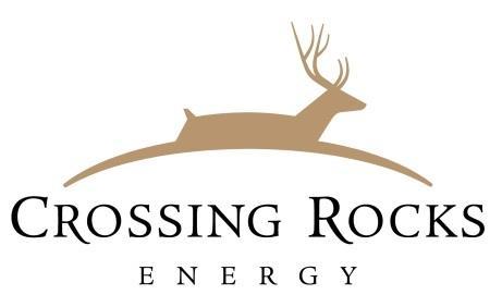 Crossing Rocks company logo