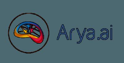 Arya company logo
