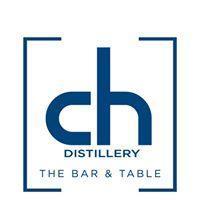 CH Distillery company logo