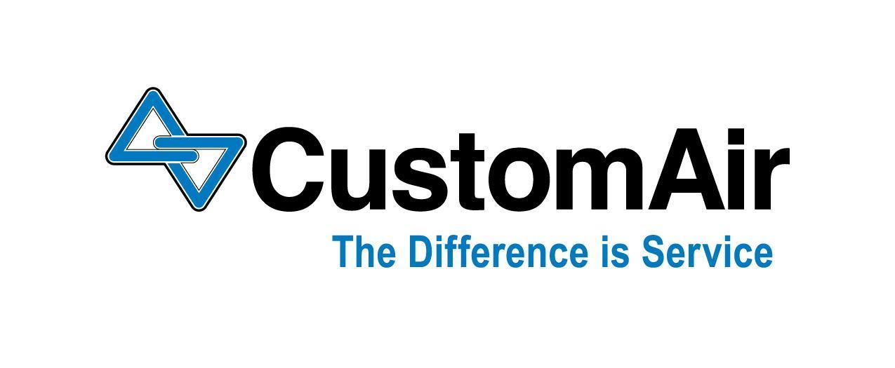 Custom Air Conditioning company logo