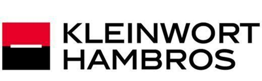 Kleinwort Hambros company logo