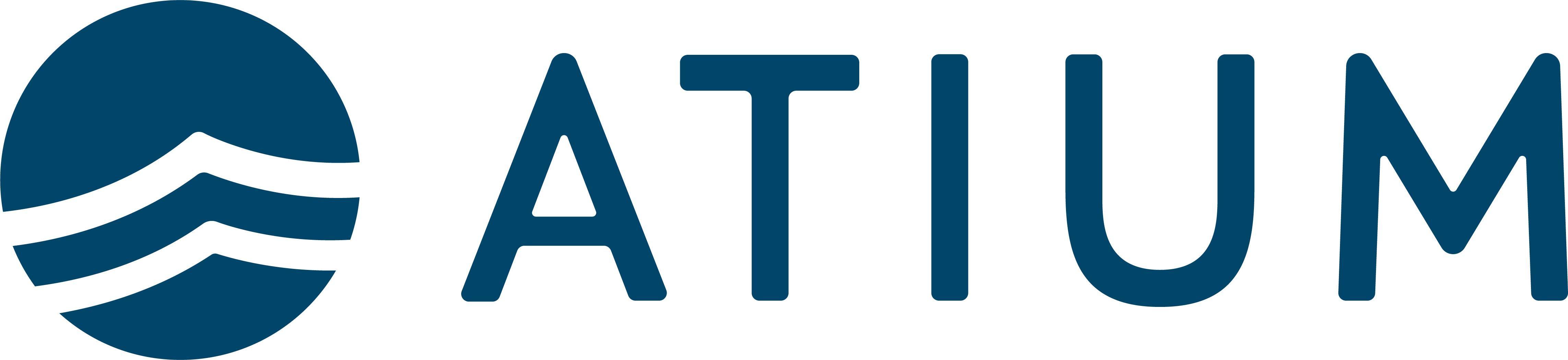 Atium company logo