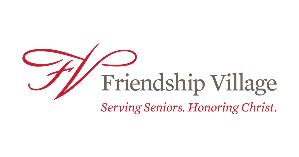 Friendship Village Senior Living Communities company logo